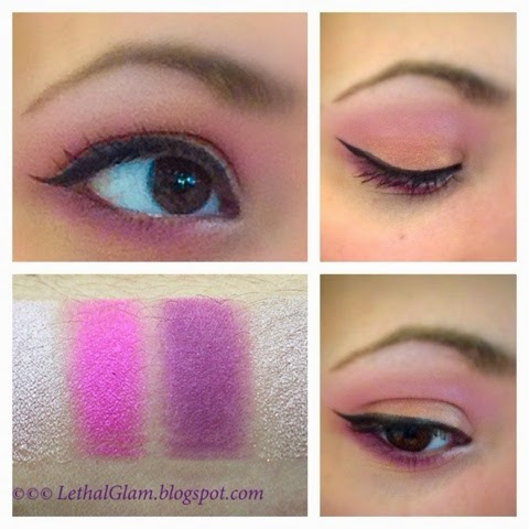 Eyes of the Day with MUFE Artist Palette