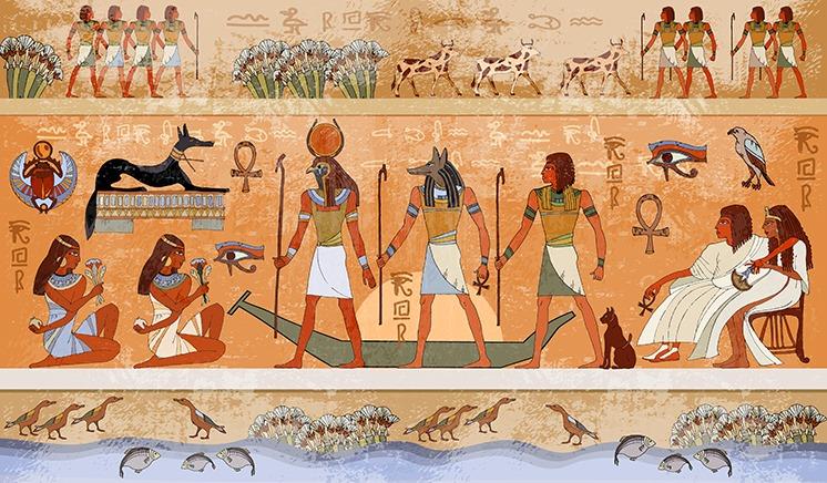 Resultado de imagem para curiosidades do egito antigo e atual