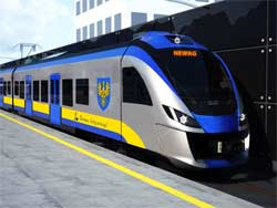 Train Warsaw