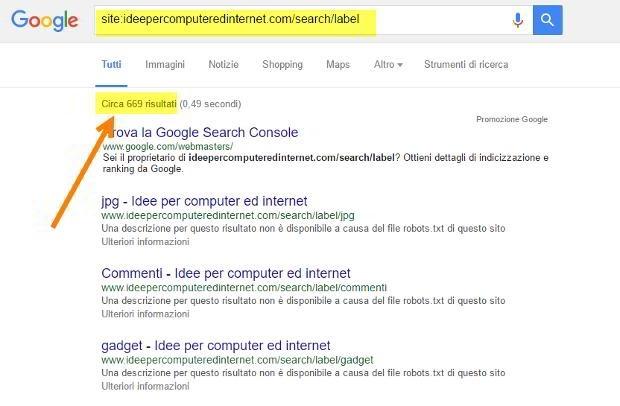 indicizzazione-etichette-google