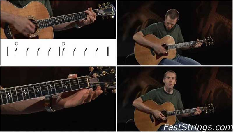 At a Glance - Acoustic Guitar