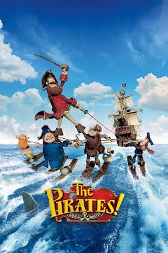 ¡Piratas! - The Pirates! In an Adventure with Scientists! (2012)