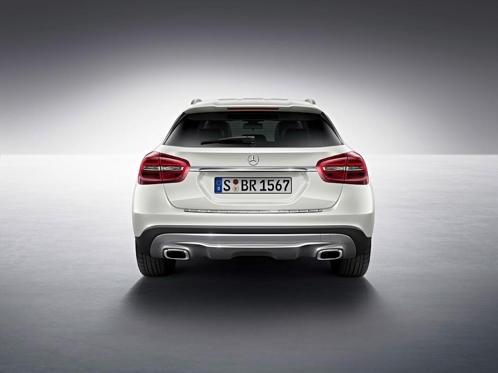 004 2015 Mercedes-Benz GLA-Class Edition 1