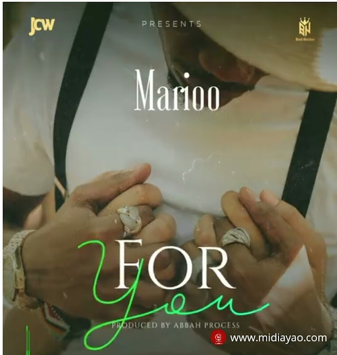 Audio : Marioo - For You | Download