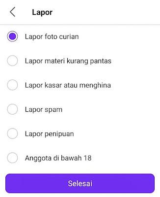 Cara Mudah Memblokir Orang di Aplikasi Badoo