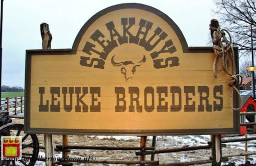 Opening  Steakhuys Leuke Broeders overloon 27-01-2013 (2).JPG
