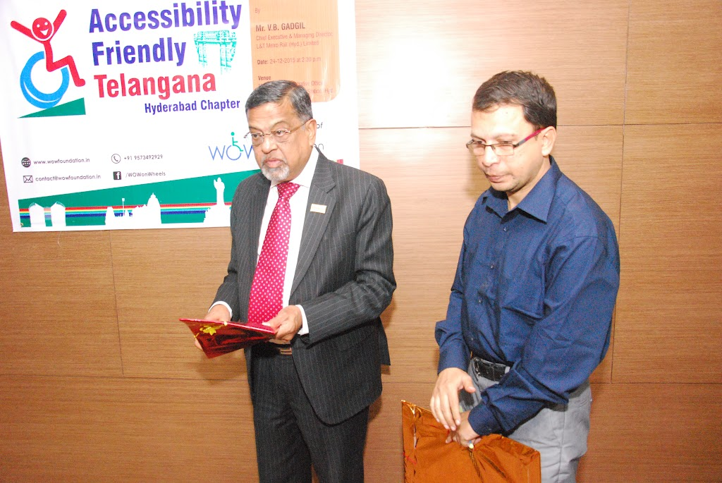 Launching of Accessibility Friendly Telangana, Hyderabad Chapter - DSC_1202.JPG