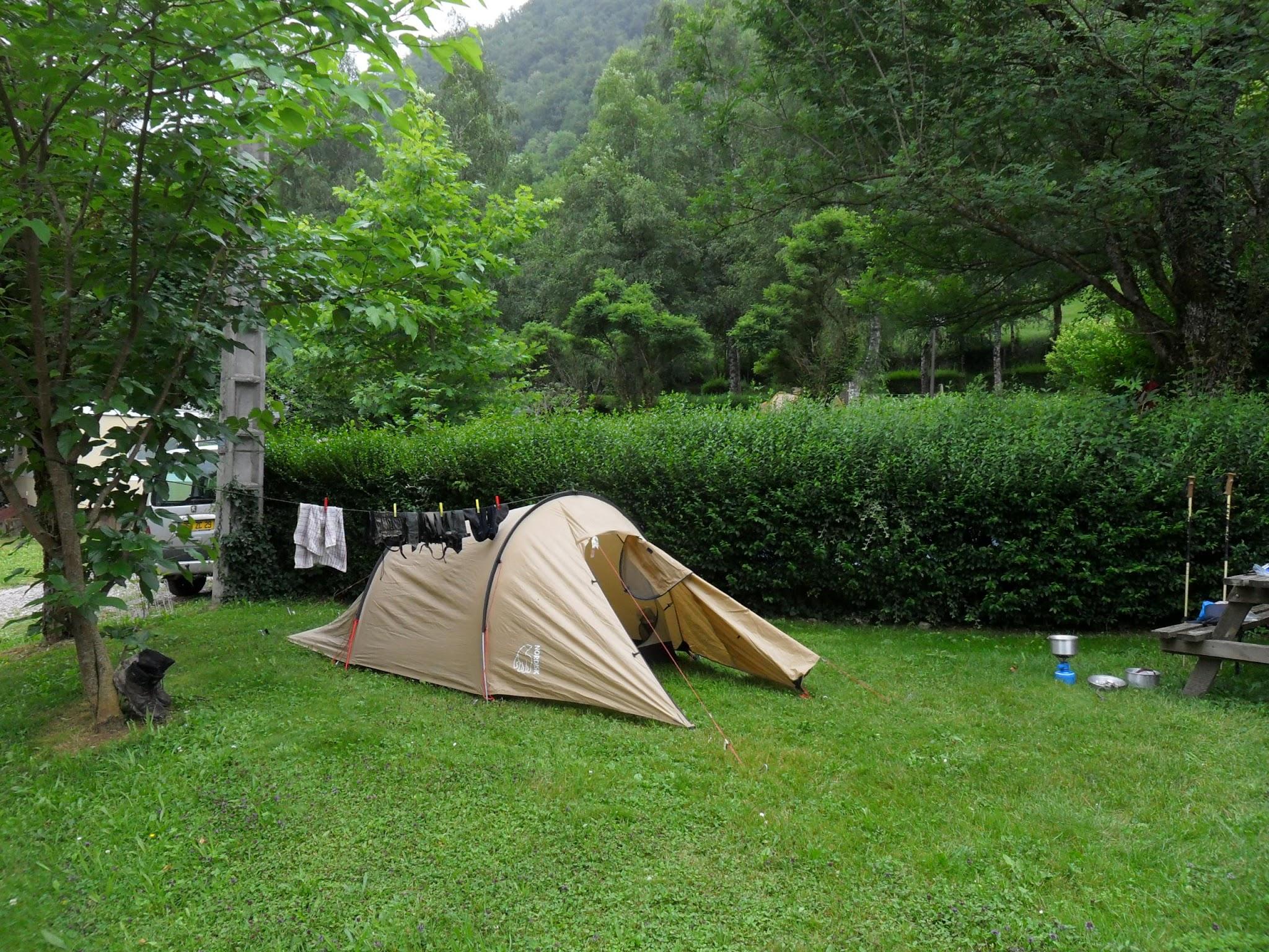 Camping St. Lizier d'Ustou