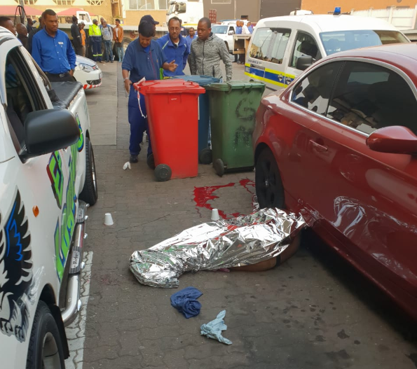 Businessman Killed In Petrol Station 'hit'