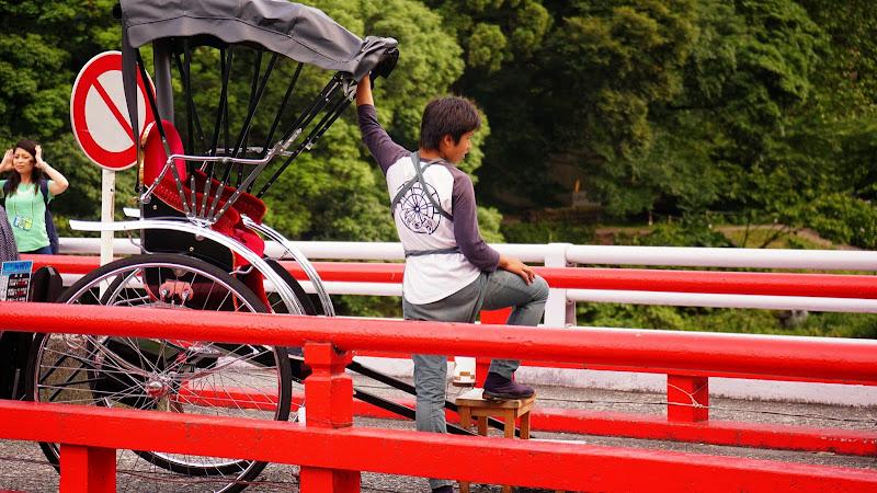 箱根 あじさい橋 写真1