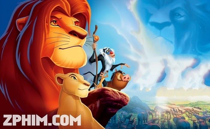 Ảnh trong phim Vua Sư Tử - The Lion King 1