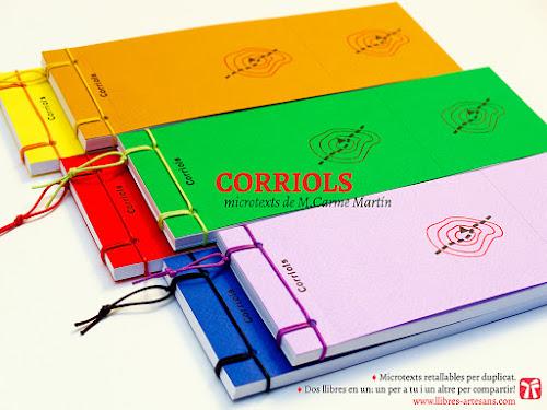 [Els colors del Corriols; Llibres Artesans, 2015