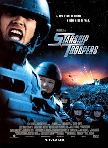 Chiến Binh Tàu Không Gian - Starship Troopers poster