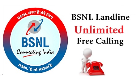 (Live) BSNL- Free Unlimited Calls From BSNL Landlines to Any Network (Every Sunday)