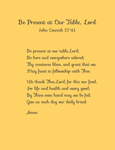 Be present jpeg