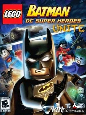 Phim Câu chuyện LeGo Batman và các anh hùng DC - LEGO Batman The Movie DC Super Heroes Unite (2013)