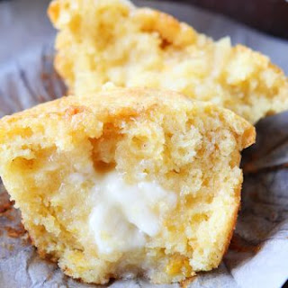 Sweet Honey & Jalapeño Cornbread Muffins