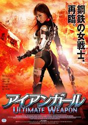 Iron Girl- Ultimate Weapon - Cô gái người sắt