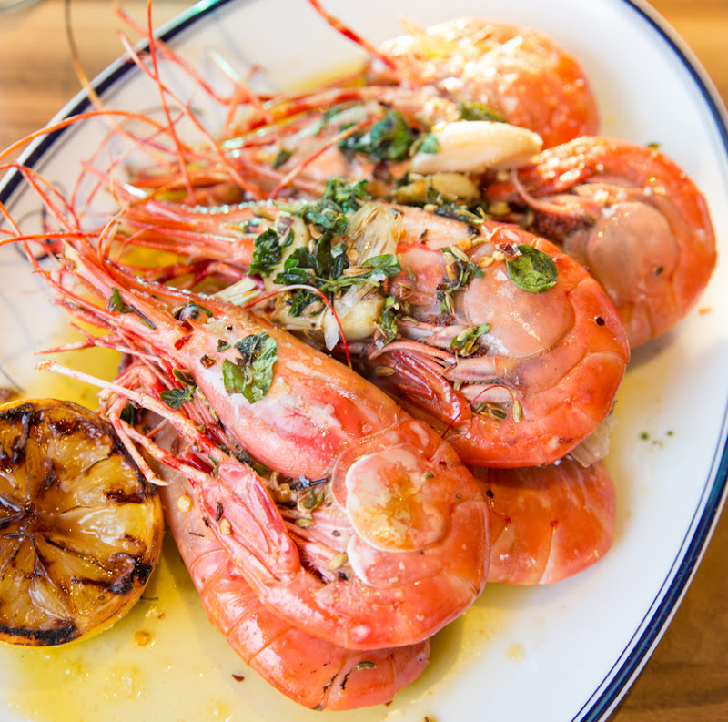 photo of Local Spot Prawns