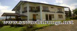 villa bagus dan nyaman untuk rombongan di lembang