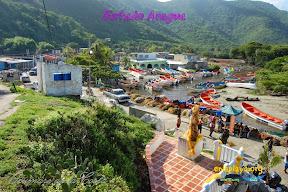 La Boca, embarcadero a la Cienaga, Estado Aragua