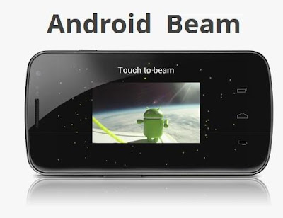 Ice Cream Sandwich Android Beam