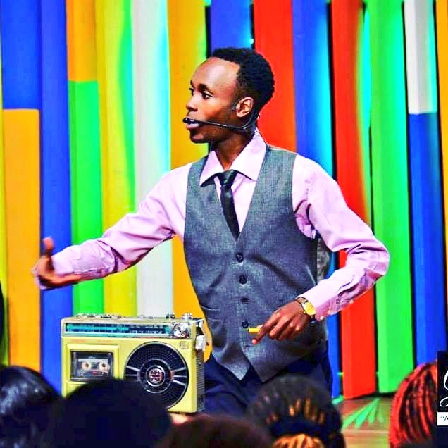 Comedian Joseph Musyoki Kivindu famously known as comedian Kasee is dead.