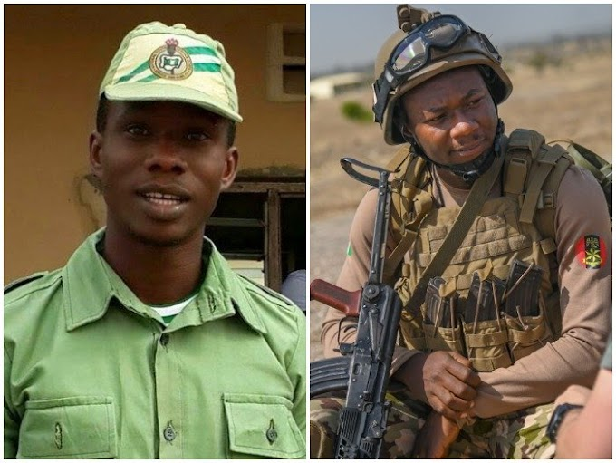 BREAKING NEWS: House Of Reps Ask Federal Government To Replace NYSC With Military Service