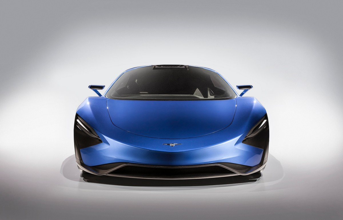 2016 Techrules At96 Trev Supercar Concept: Techrules AT96 TREV