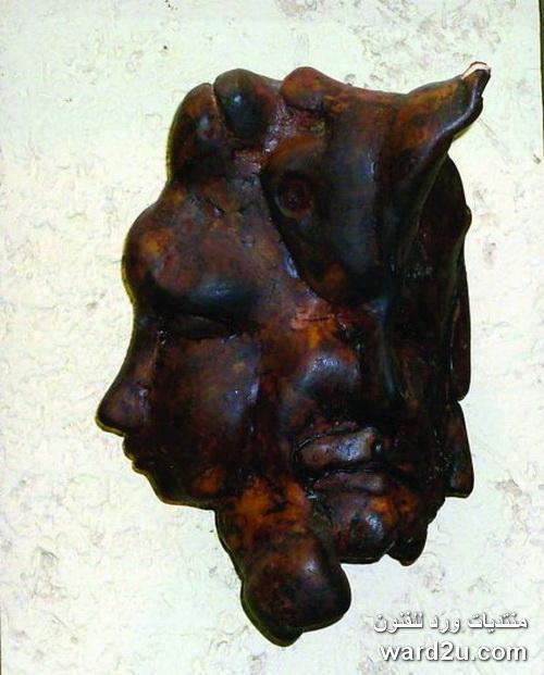 منحوتات رائعة ابداع الفنان السورى غازى عانا Ghazi Aana