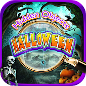 Hidden Objects Halloween & Fall Mystery Spy Object