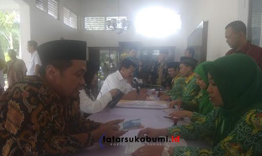 Zakat Pejabat Sukabumi Diluar Gaji dan Tunjangan