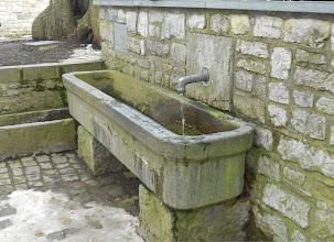 Photo: deigne : de bron nu - nog steeds drinkbaar water