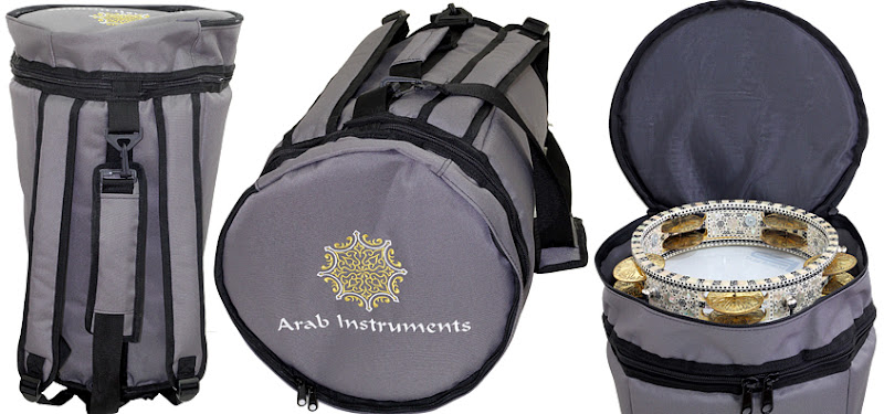 Arab Instruments Darbuka Case