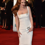 OIC - ENTSIMAGES.COM - Isla Fisher at the  EE British Academy Film Awards 2016 Royal Opera House, Covent Garden, London 14th February 2016 (BAFTAs)Photo Mobis Photos/OIC 0203 174 1069