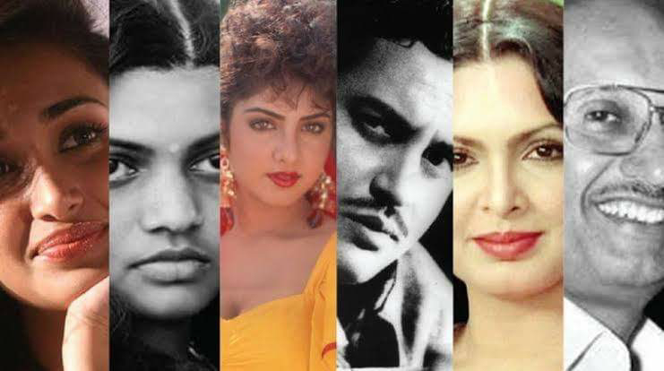 Suicide list of bollywood actors