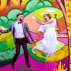 Wedding photographer Aleksandr Sukhoveev (Fluger). Photo of 17.10.2018