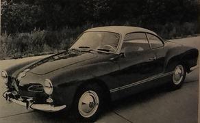 Volkswagen 1960 Karman-Ghia
