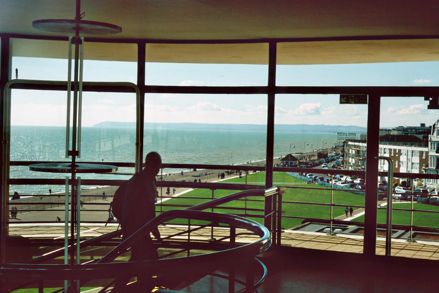 De-La-Warr Pavilion Bexhill September 2015