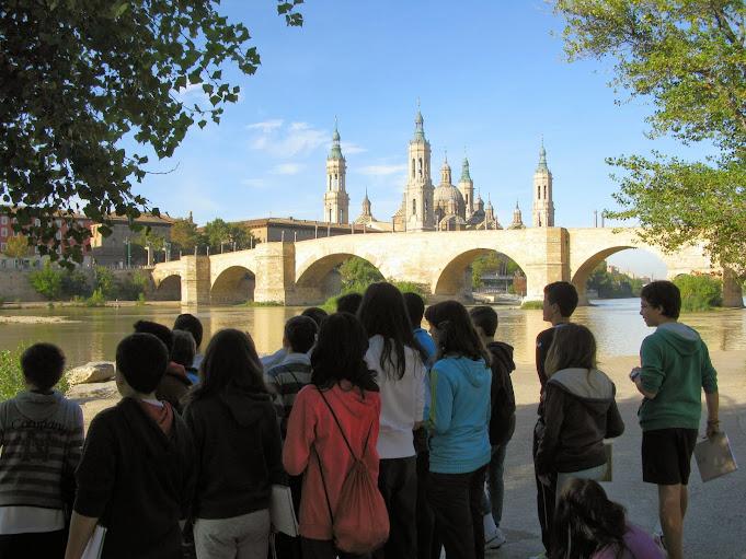 """Blog """"Descubriendo el río"""""""
