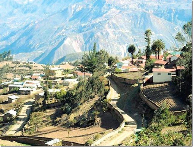 Chuma: municipio paceño (Bolivia)