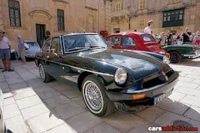 MGB Classic car
