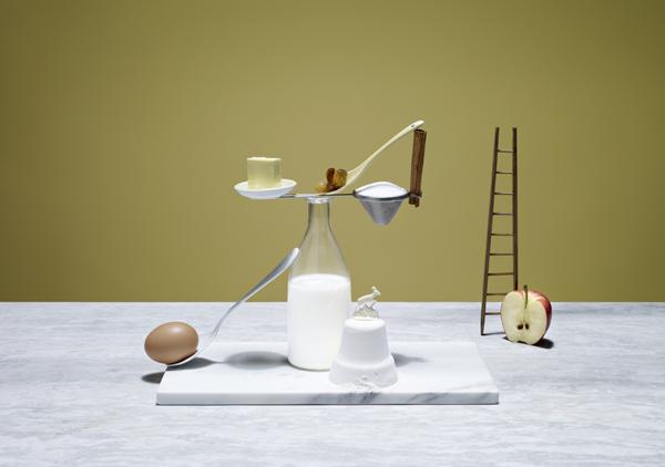 *平衡?均衡?:Elena Mora和Karsten Wegener宣導現代人飲食健康觀念! 2