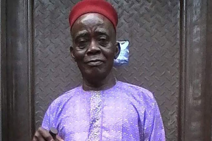 Nigeria Nollywood Veteran Actor  Elder Dan Nkoloagu Dies