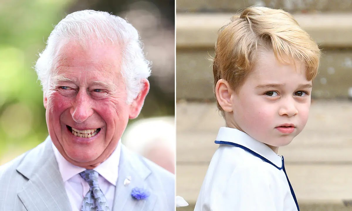 Prince Charles Celebrates Prince George's Birthday with Touching Message