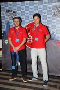 Enrique Corona y Ignacio Corona, Campeones del Mini - VI Máster Nacional de Mus Bilbao 2015