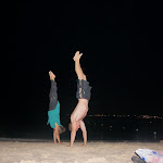 Midnight Handstands