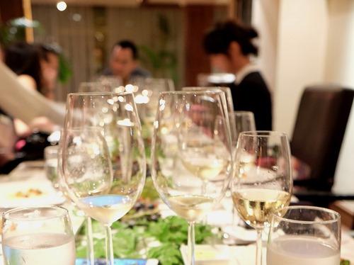 Food Innovation & Dominique Portet Australian Wine Dinner @ Tiffins, Parkroyal Hotel, Penang