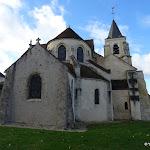 Église Sainte-Marie-Madeleine de Domont : chevet