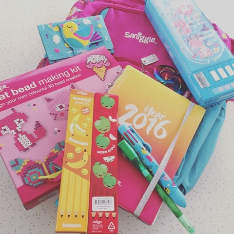 smiggle stationery